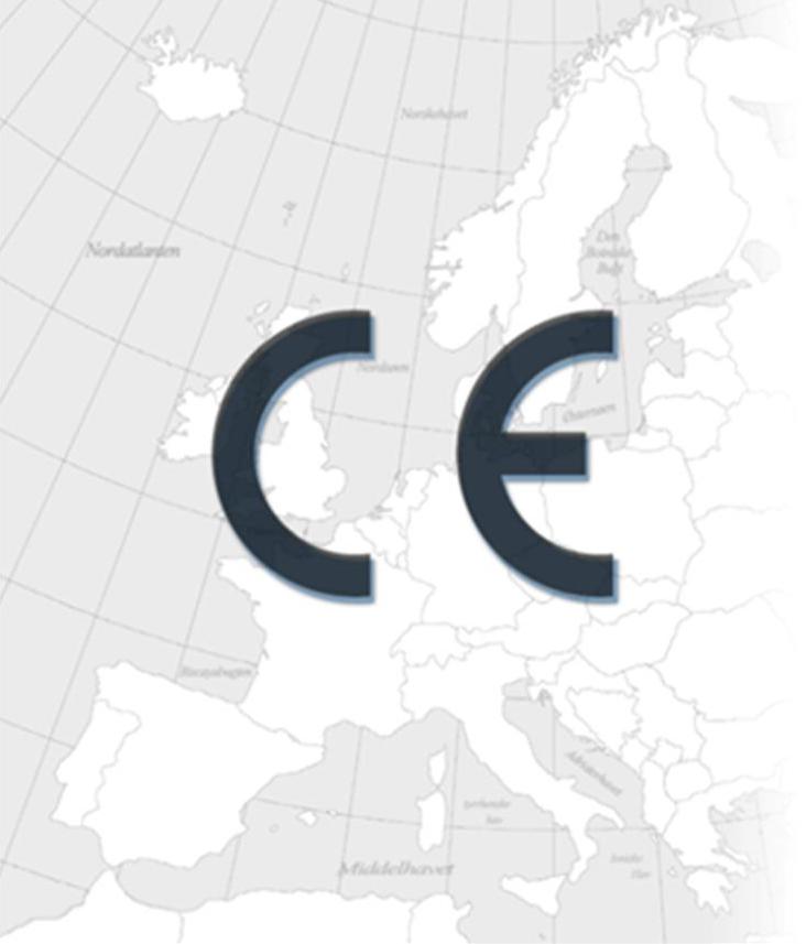 CE-mærkning maskiner